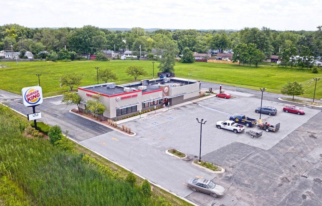 Burger King Triple-Net, 15-Year Term